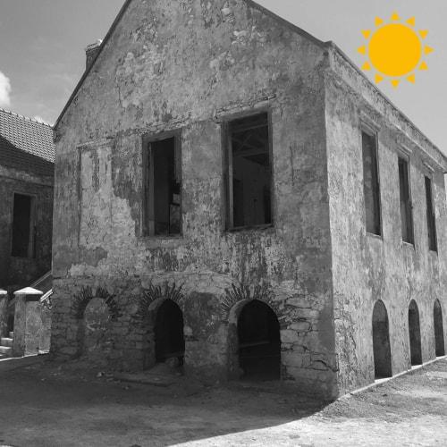 geschiedenis klein curacao