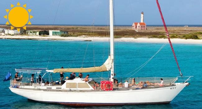 Klein Curacao Excursie